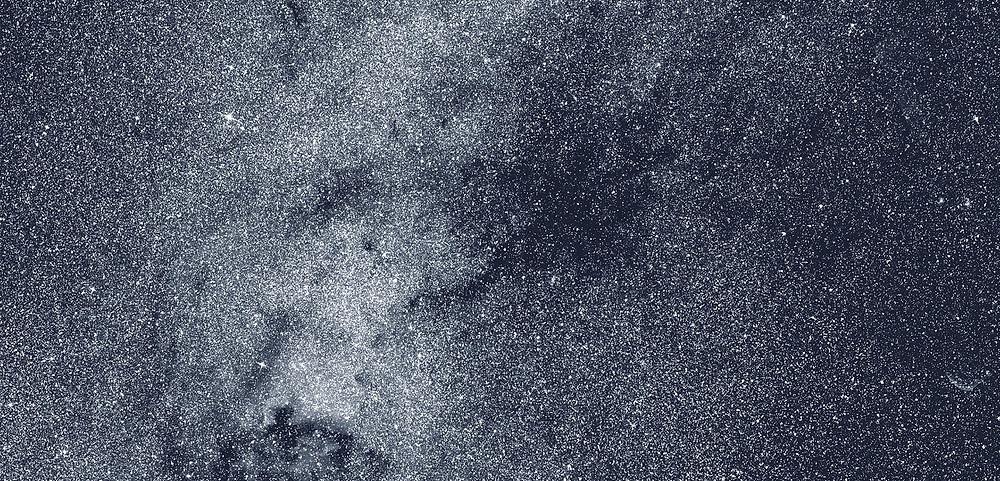 NASA的巡天衛星TESS拍攝的南部天空全景成像的局部(NASA)