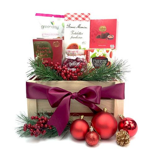 莓之聖誕禮籃 CH027