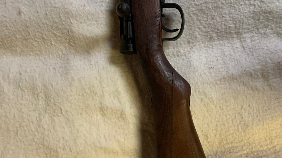 Japanese type 99 Arisaka 7.7x58