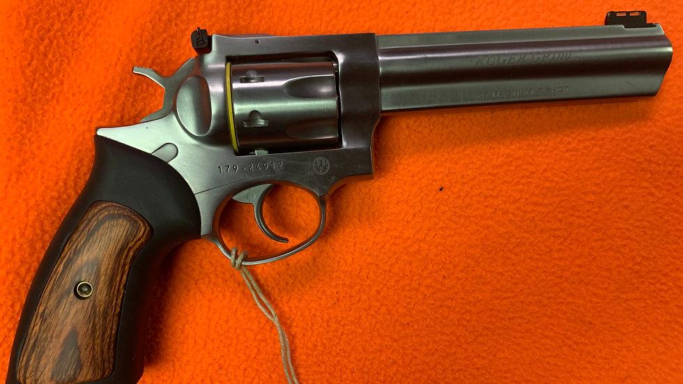Ruger GP-100 357mag
