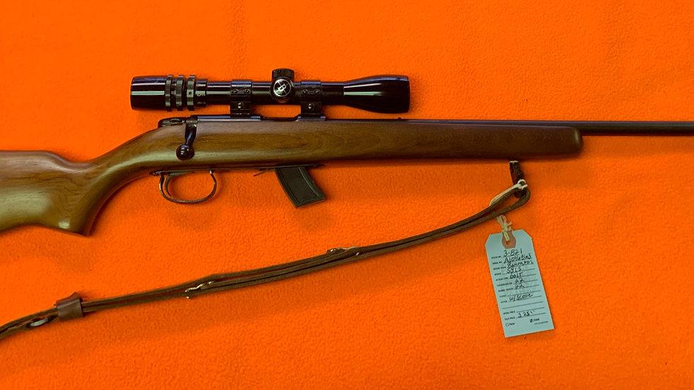 Remington 581s 22lr