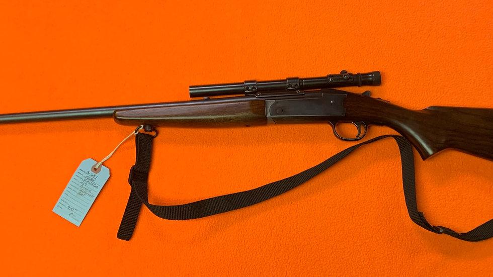 Savage model 219 22 Hornet