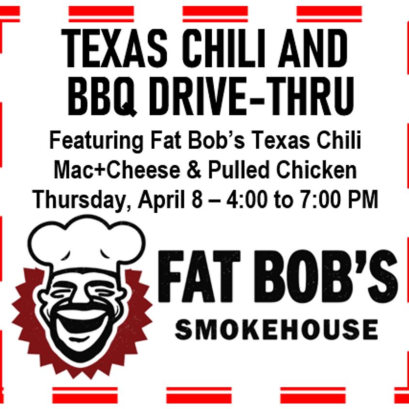 Texas Chili Dinner Featuring Fat Bob's BBQ