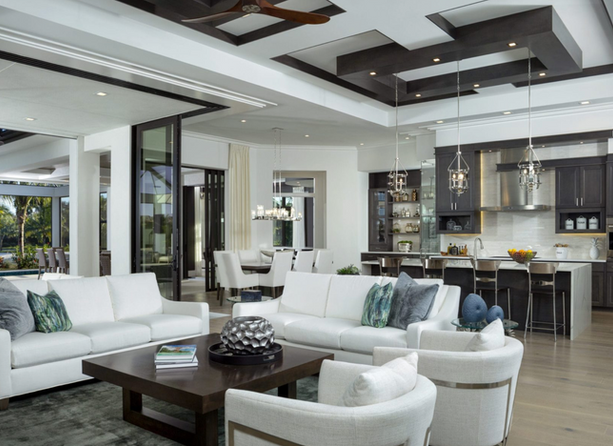 AR Homes living room at pentalago