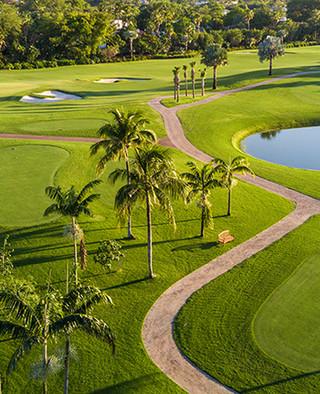 golf course near pentalago