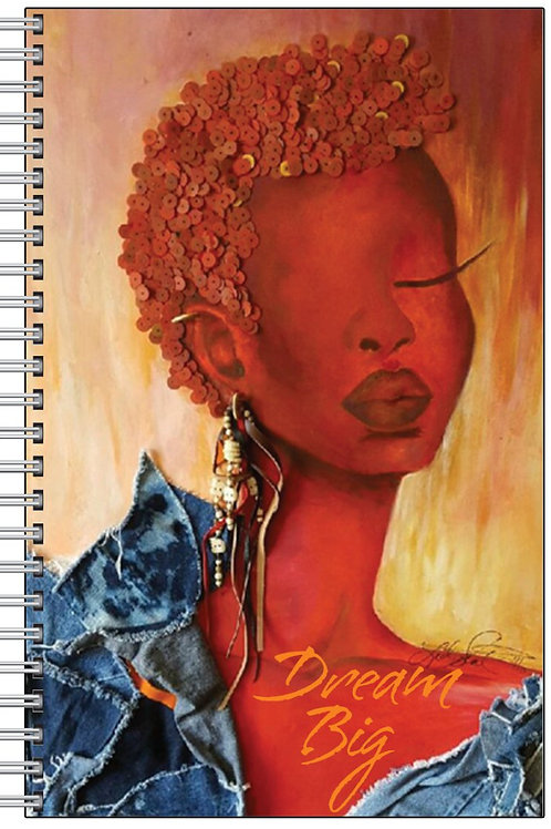 Dream Big Passion Notebook
