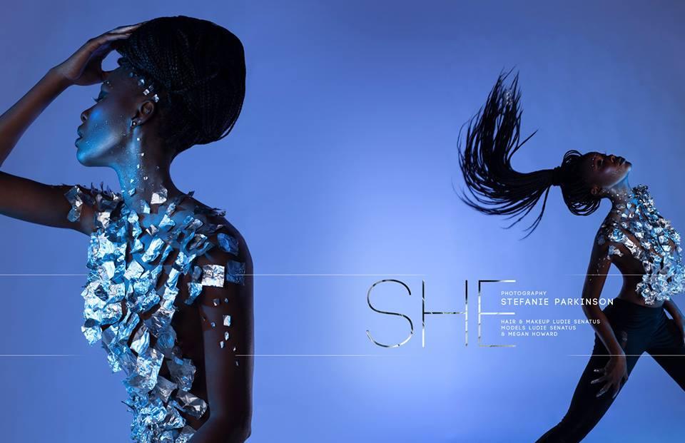 SHE Editorial Tinsel Tokyo Magazine