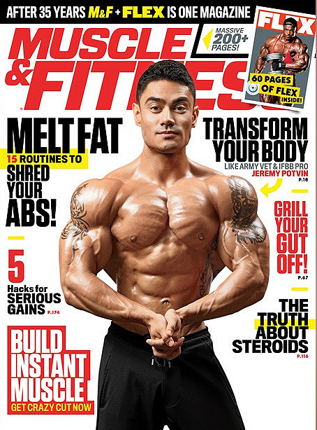 flex jeremy-potvin-muscle and fitness ma