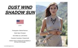 stolstice_ dust wind shadow sun