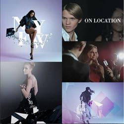 NBC UNIVERSAL- E! TV NY FASHION WEEK