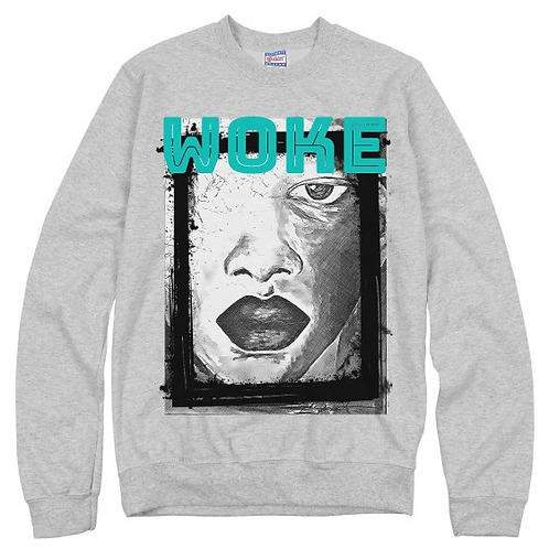 Woke Sketch Sweatshirt