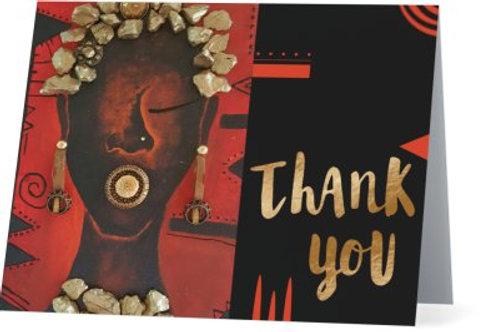 Ado Thank You Cards