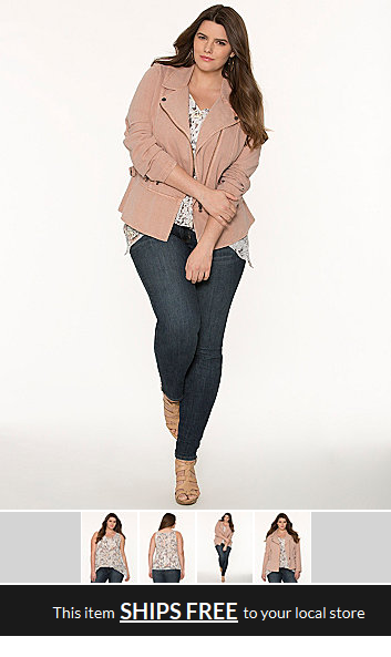 DKNY for Lane Bryant