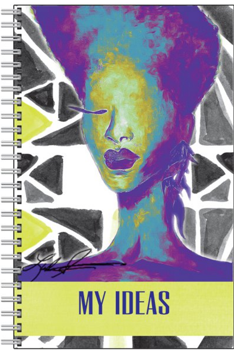 Lime Ideas Notebook