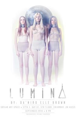 LUMINA Art Exhibit