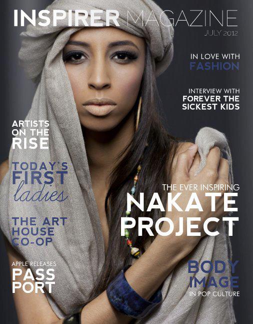 Inspirer Magazine Cover