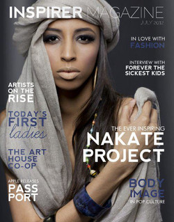 Inspirer Mag Cover