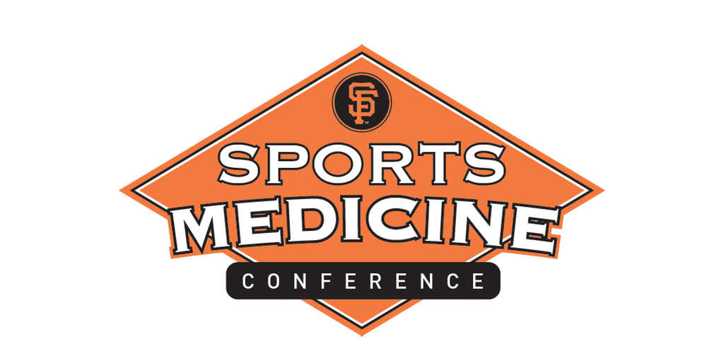 SF Giants Sports Med Conf logo