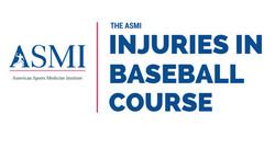 asmi injuries in baseball online course