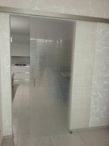 VitralDesign Porta in vetro scorrevole
