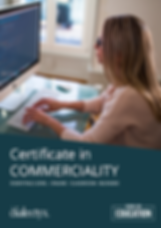 Certificate in Commerciality