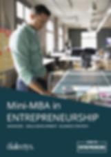Mini-MBA in Entrepreneurship