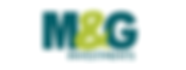 M and G logo