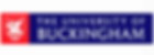 University of Buckingham Logo