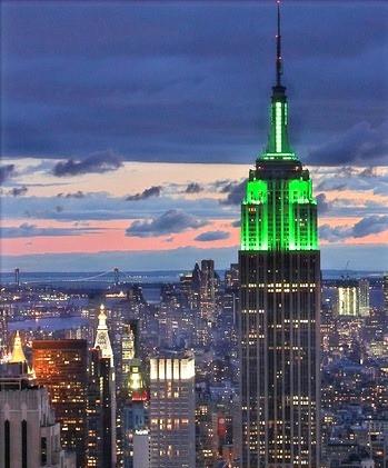 La Saint-Patrick aux États-Unis