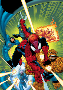 cover Spidey FF