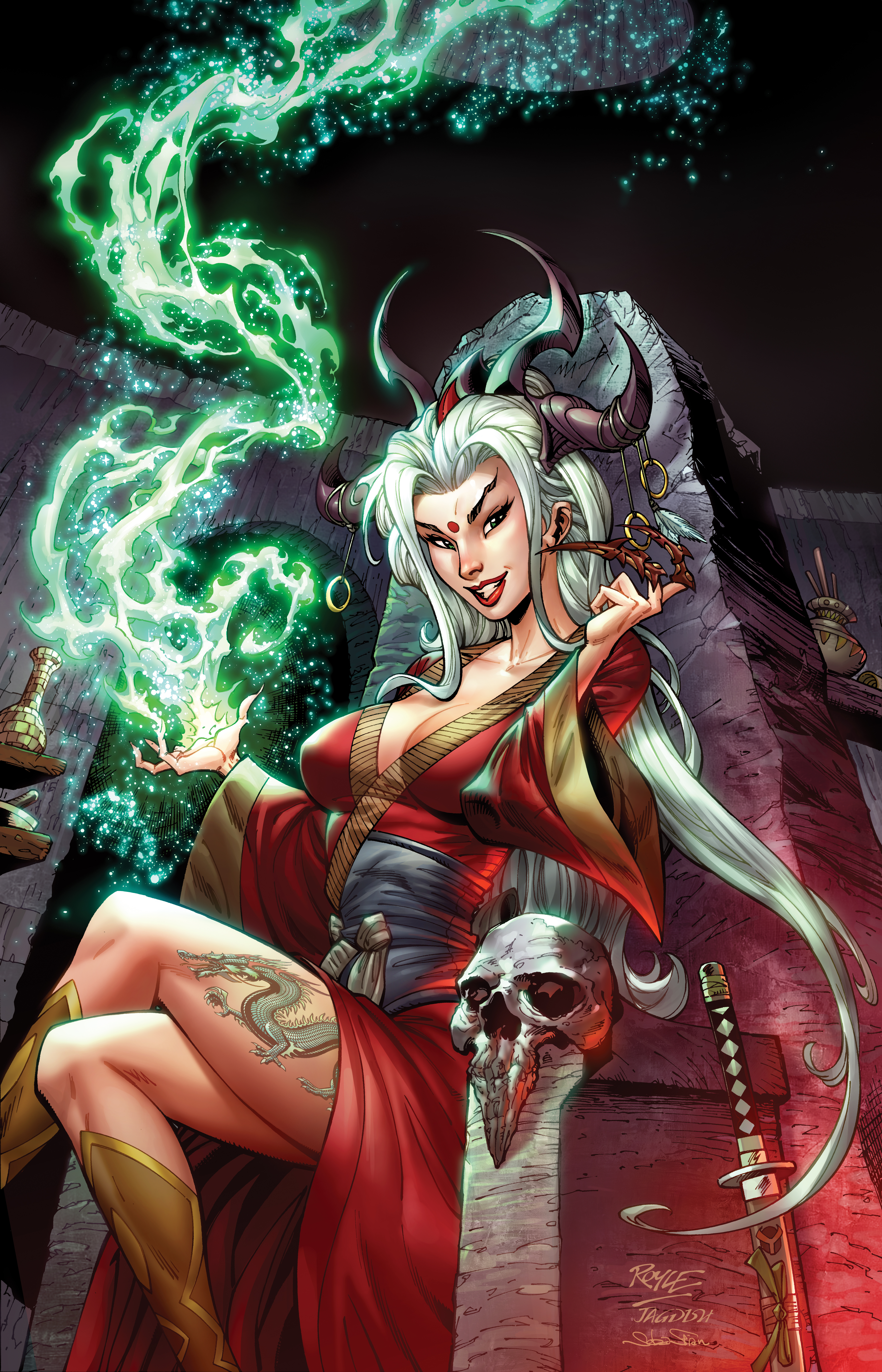 Shang #1