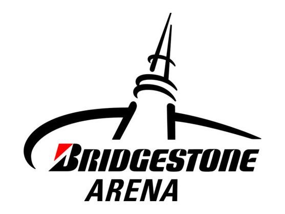 Bridgestone Arena Logo