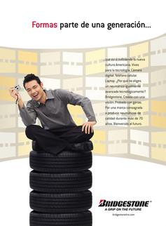 Bridgestone Tires Diversity Ad Campaign