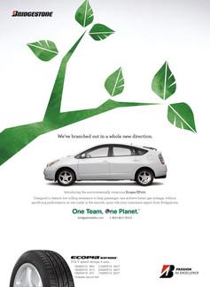 Bridgestone Print Ad