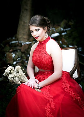 red dress, teenage girl, teenager, red dress, senior pics, flowers, dried flowers, prom, prom pics, formal dress, dress
