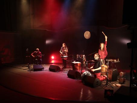 Concert exceptionnel en livestream sur Facebook mardi 2 février à 18h
