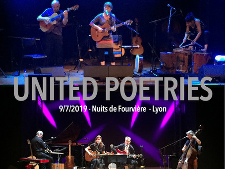 Big UP comme UNITED POETRIES