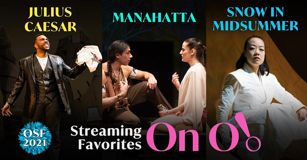 OSF O! Streaming Favorites