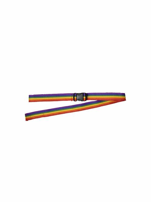 Pride Rainbow Belt