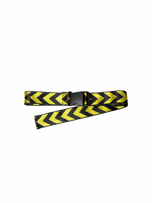Black&Yellow Cargo Belt