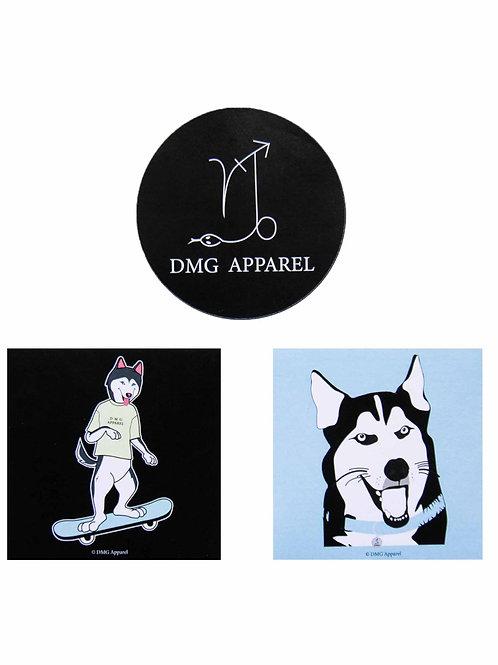 DMG Sticker Pack