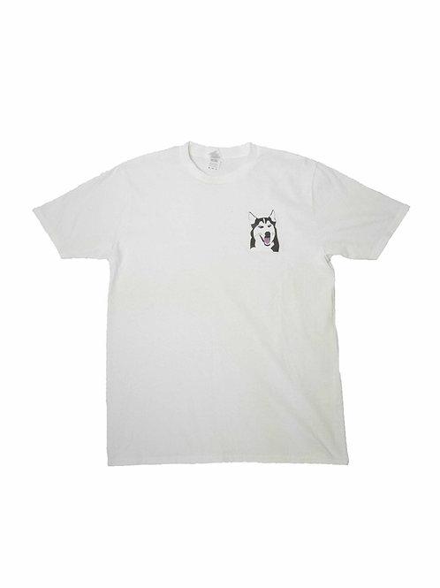 Husky Shirt White