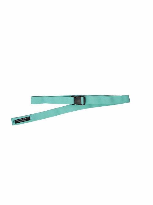 Soft Blue Cargo Belt