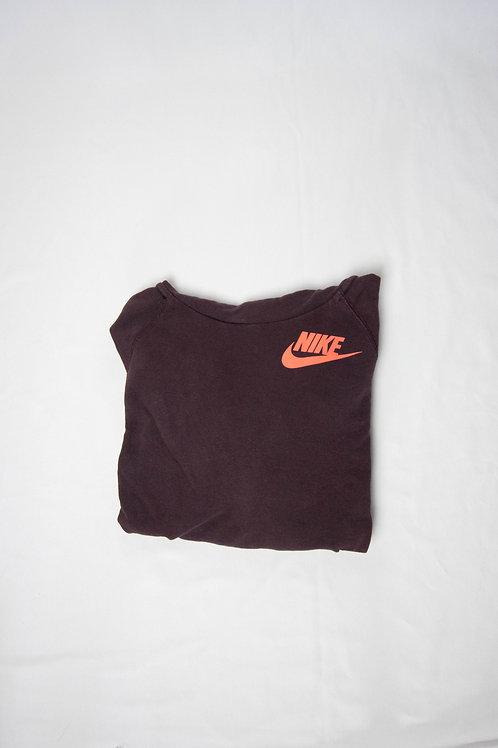 Purple Nike Sweater