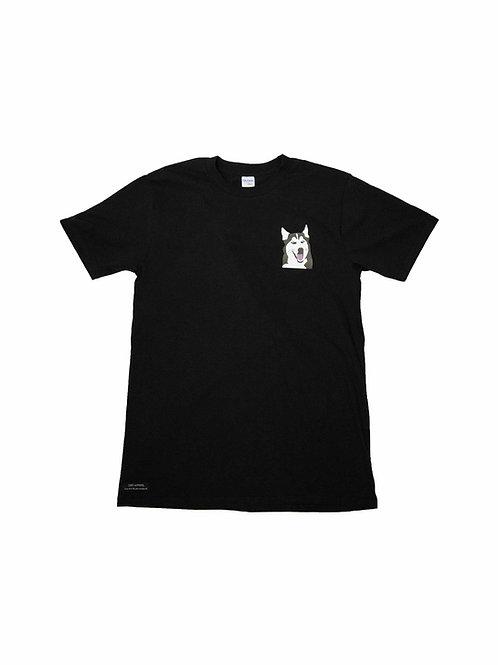 Husky Shirt Black
