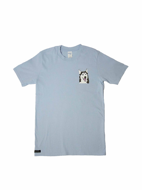 Husky Shirt Blue