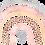 Thumbnail: Suluboya Gökkuşağı-2 Duvar Sticker