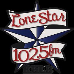 Lonestar 102.5 FM KHLB