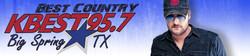 KBST 95.7 FM