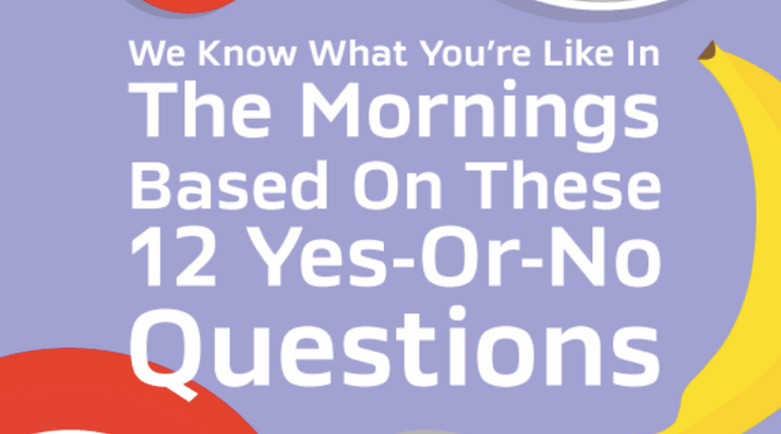 Nescafe: Morning Personalities + BuzzFeed